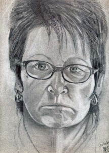 Retrato de Analía Zárate