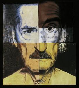 Cadáver exquisito de Luis Cuenca