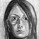 Retrato de Laura Simón