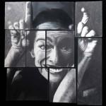 Cadáver exquisito de Geraldine Chaplin