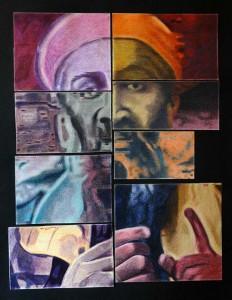 Cadáver exquisito de Bin Laden