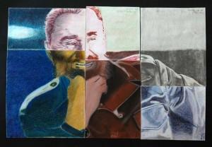 Cadáver exquisito de Fidel Castro