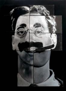 Cadáver exquisito de Groucho Marx