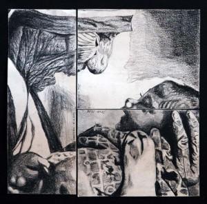 Cadáver exquisito de Santa Teresa de Calcuta