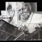 Cadáver exquisito de Juan Pablo II