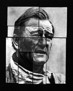 Cadáver exquisito de John Wayne
